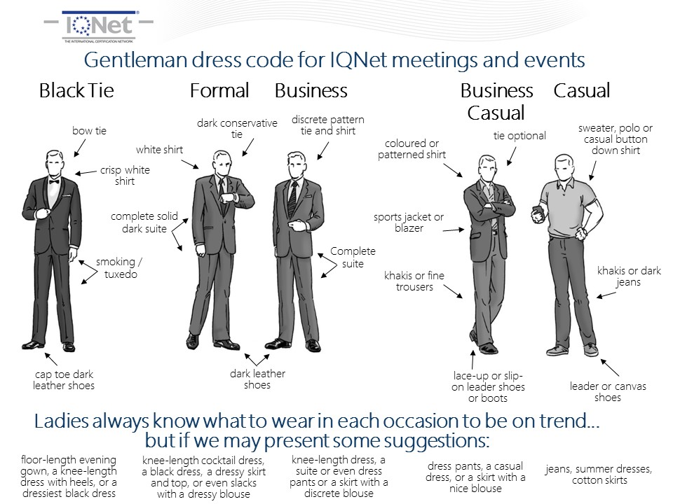 IQNet Event Info Page